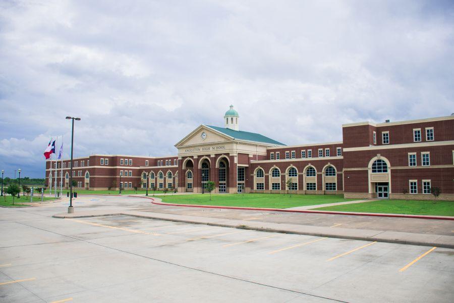 angleton high school website