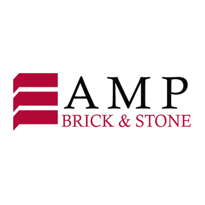 AMP Brick & Stone Logo